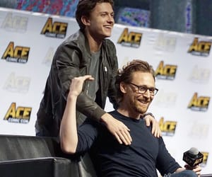 Avengers, celebrities, and tom holland image