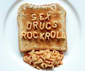 drugs, rock n roll, and sex image