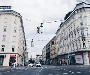 austria, city, and interrail image