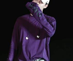 aesthetic, purple, and exo image