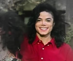 adorable, icon, and king of pop image