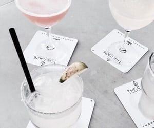 drinks, grey, and fresh image