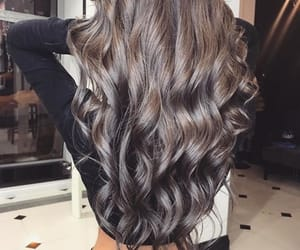 hair, classy, and fashion image