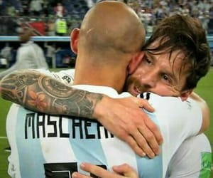 10, argentina, and mascherano image