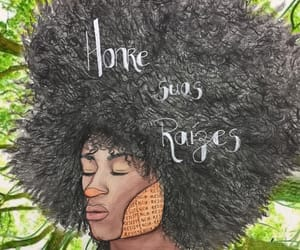 Afro, black, and boy image