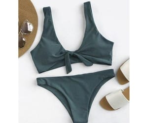 fashion, beachwear, and bikinis image