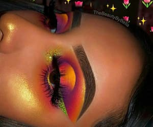 beauty, eyes, and looks image