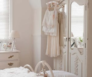 room, vintage, and white image