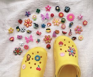 crocs, vibes, and cute image