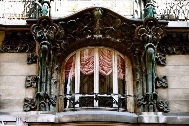 nouveau, architecture, and classic image