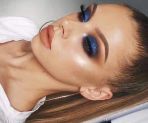 beautiful, eyeshadow, and highlight image