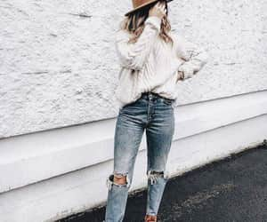 ankleboots, hat, and outfit image