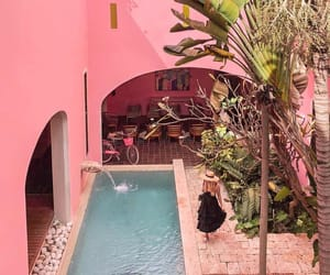 color, meninas, and pink image