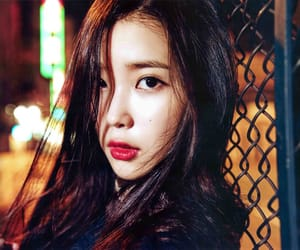 kdrama, iu, and lee jieun image