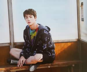 jin, scan, and you never walk alone image