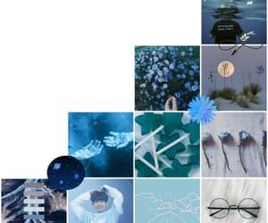 aesthetic, aqua, and blue image
