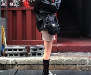 asian, beauty, and style image