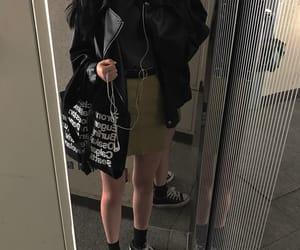fashion, kfashion, and asian image
