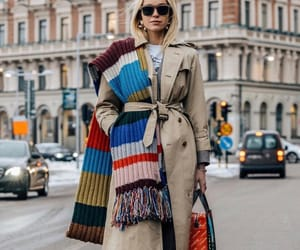 eclectic, fall winter, and fashion image