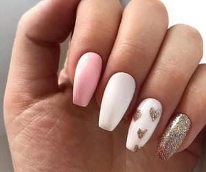 nail art, nail polish, and nails image