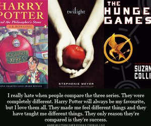 harry potter, idiot, and so true image