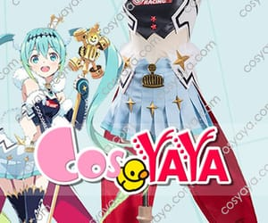 cosplay, 初音ミク, and ボーカロイド image
