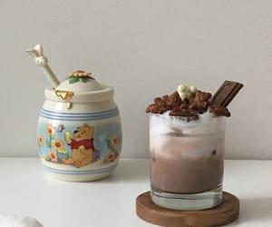 drink, dessert, and food image
