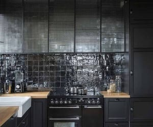 black, déco, and decor image