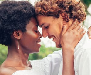 color, bwwm, and interracialmarriage image