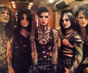 bvb, jake pitts, and andy black image