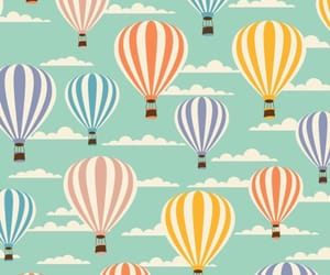 background, wallpaper, and balloons image