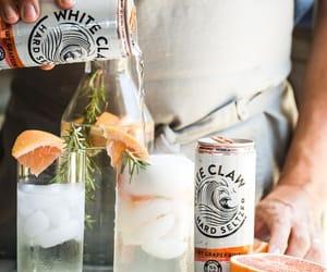 beverage, cocktail, and orange image
