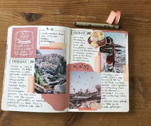 diary and inspiration image