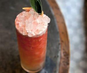 beverage, drink, and orange image