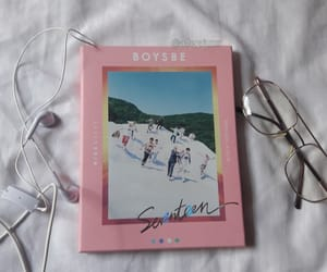 kpop, pink, and Seventeen image