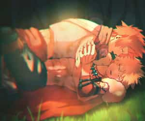 gay, bakugou, and bakugou katsuki image