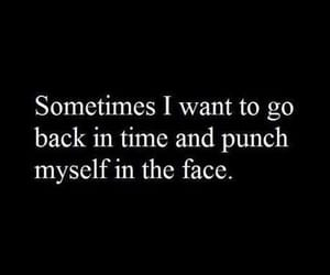 quotes, punch, and face image