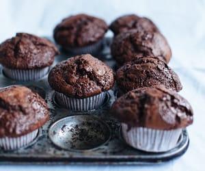 cake, choco, and chocolic image