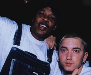 eminem, slim shady, and Dr Dre image