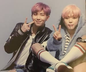 bts, rm, and jimin image
