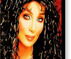 beautiful, cher, and beauty image