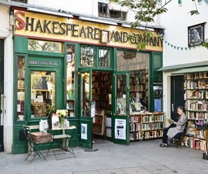 book, paris, and shakespeare image
