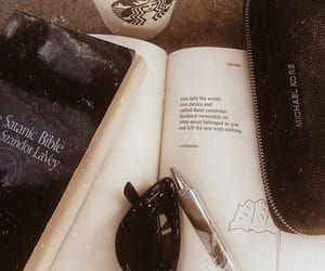 art, bible, and books image