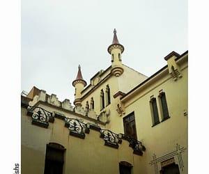 castillo, castle, and hapiness image