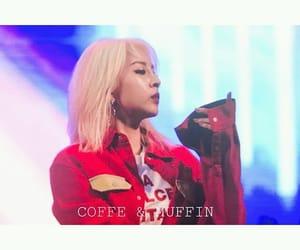 blonde, jiwoo, and kpop image