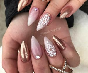 gold and nails image