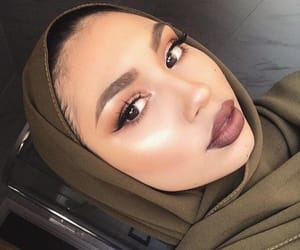make up, pretty, and gurls image