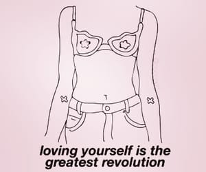 quotes, revolution, and body image