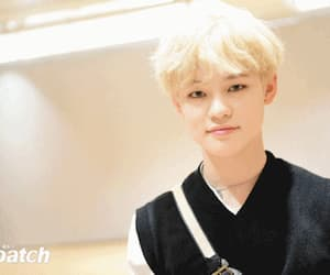 gif, nct, and chenle image