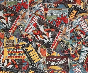 comic book image
